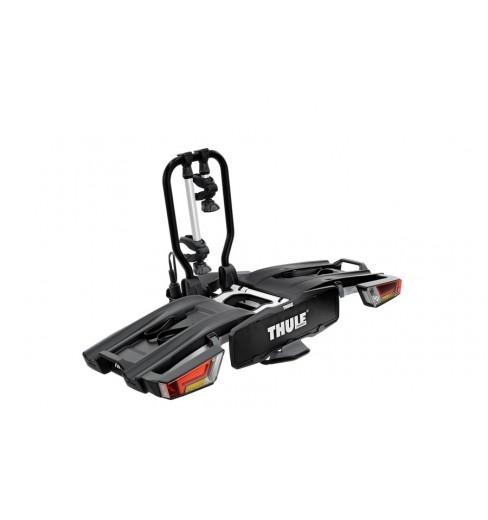 thule towbar bike rack for 2 bikes or e bike easyfold xt 2 13 pin