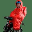 Keeping warm on a bike - Hamax Rain Poncho
