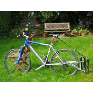 FollowMe Tandem Cycle Hitch ready for review