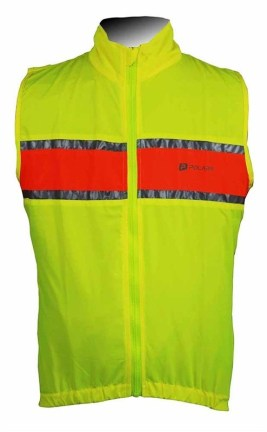 Polaris Kids Cycling Gilet