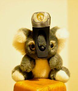 Knog Boomer bike light or Koala Boomer head torch