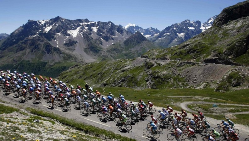 Tour de France Facts for Kids - loads of facts about the TdF