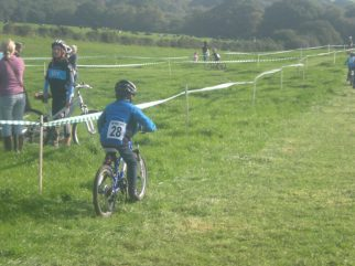 cyclo-cross for kids