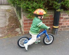 Likeabike Hardy balance bike