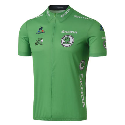 Kids guide to Tour de France jersey colours: Tour de France green jersey 2016