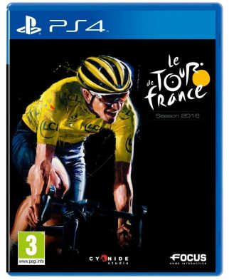 2016 Tour de France PS4 and Xbox One game