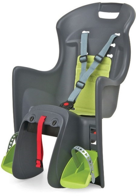 Avenir Snug rear bike seat