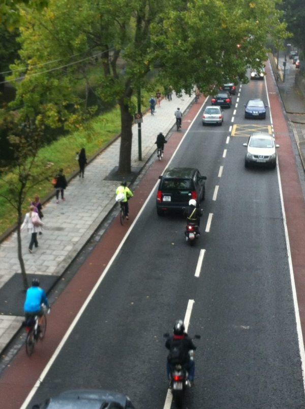 Dublin Cycle Paths