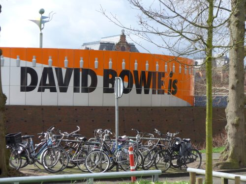 David Bowie Is exhibition at Groningen Museum