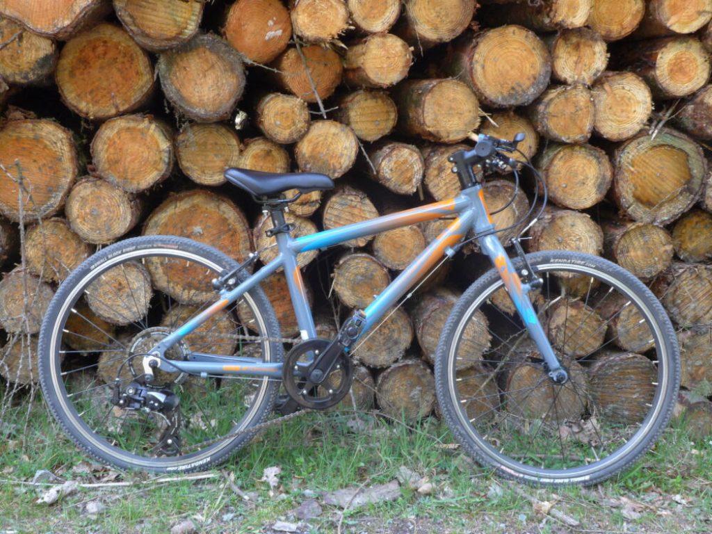 "Cuda CP20R 20"" wheeled kids bike"
