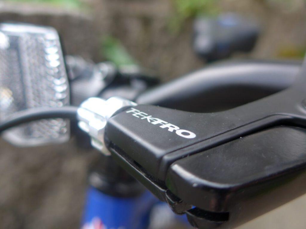 Frog 43 - Tektro brake levers