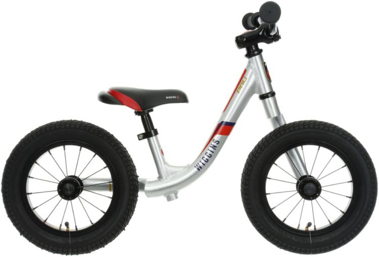 Wiggins Single Sided Balance Bike full view
