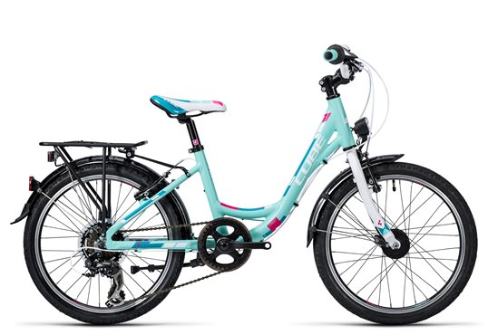 Cheap kids bikes at Wheelies - the Cube Kid 200 2016 model