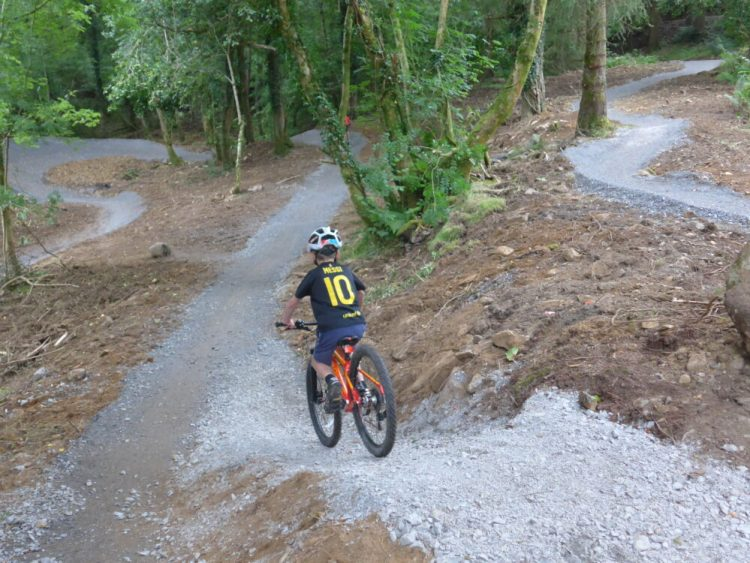 Review of the Islabikes Creig Mountain Bikes for kids - mountain biking taster loop at 7Stanes Kirroughtree, Galloway Forest, Scotland