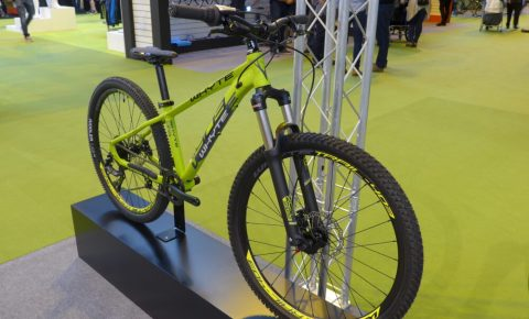 Whyte 403 junior mountain bike at the 2016 Cycle Show
