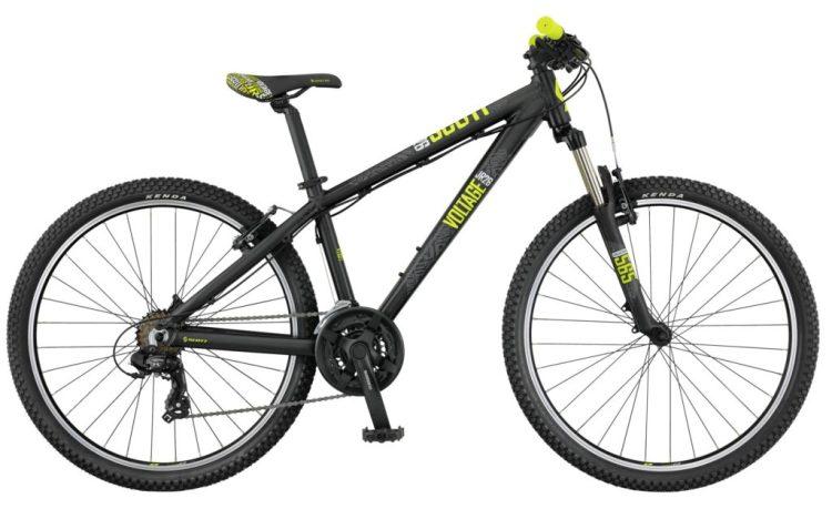 """Scott Voltage Jr 26 - The best kids 26"""" wheel mountain bikes"""