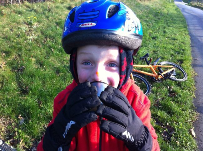 Altura Kids Winter Cycling Gloves