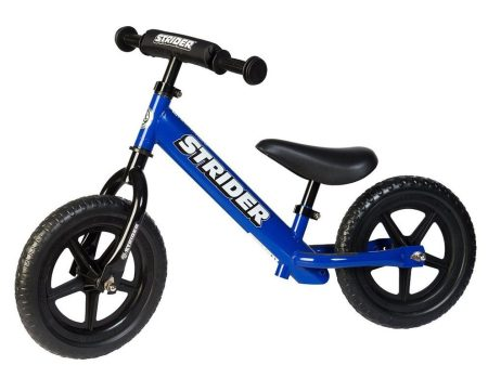 Strider 12 Sport Balance Bike is the best balance bike for toddlers who want to ride fast