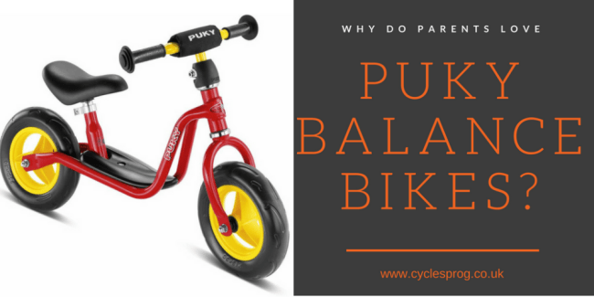 b5b04248e80 Why do parents (and kids) love their Puky Balance Bikes?
