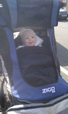 How to carry on cycling when your baby arrives