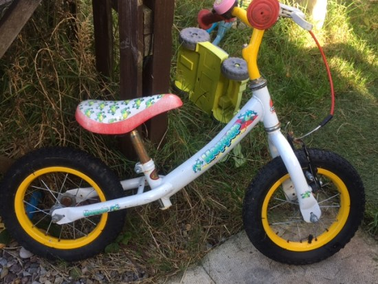 Claude Butler Hopper balance bike