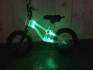Phanton Light Up balance bike