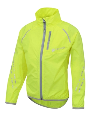 Polaris Srarta packaway kids waterproof cycling jacket