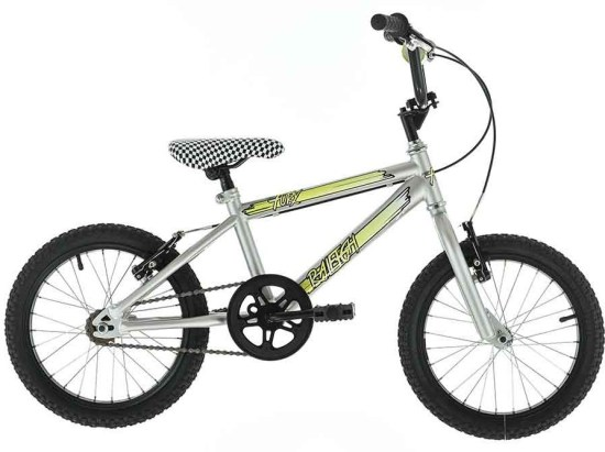 Raleigh Fury BMX - one of the cheapest kids bikes this Christmas