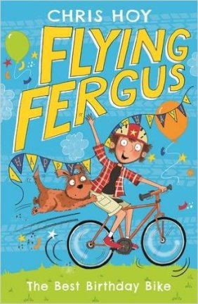 Flying Fergus by Chris Hoy