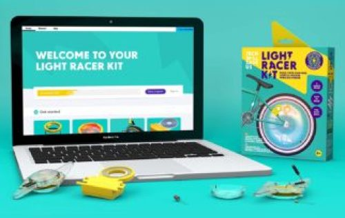 Tech Will Save Us - make your own bike lights