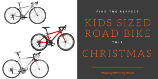 Best kids road bikes this Christmas