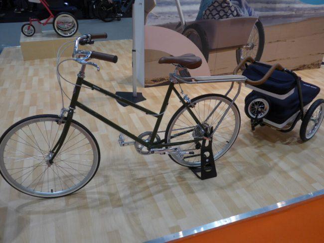 kkdu plum Australian Bike Trailer