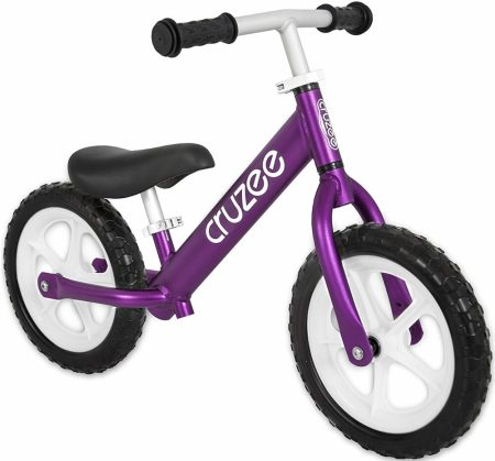 Is the Cruzee the lightest balance bike in the world?