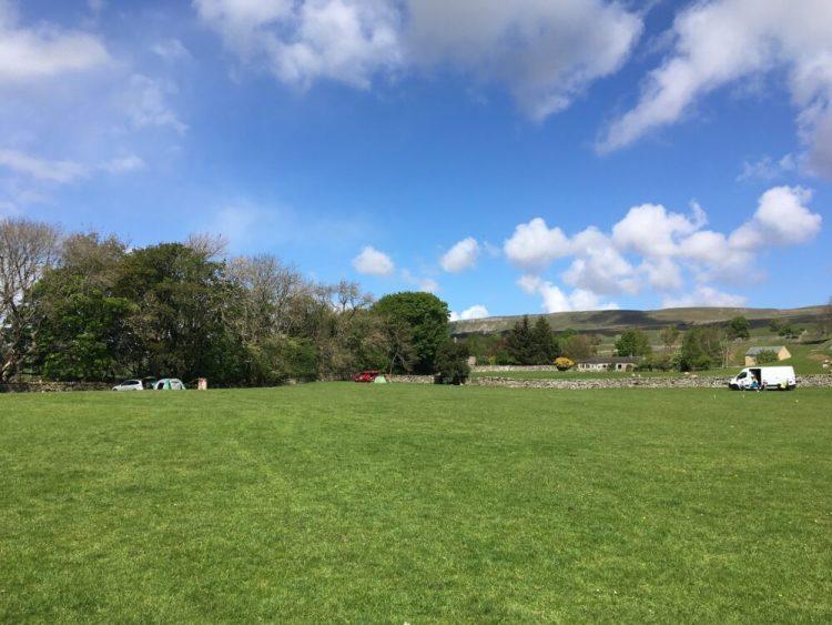 Askrigg Campsite, Yorkshire Dales