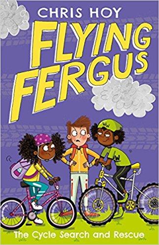 Flying Fergus 6 book