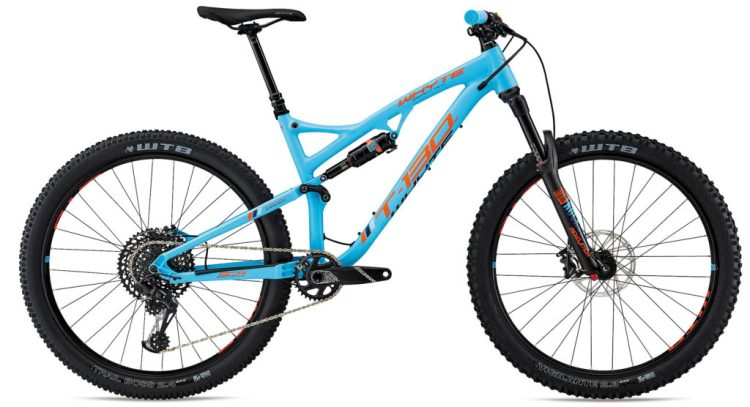 Whyte T-130S in blue