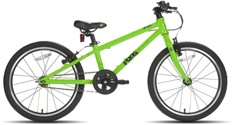 Frog 52 Single Speed kids bike with 20 inch wheels
