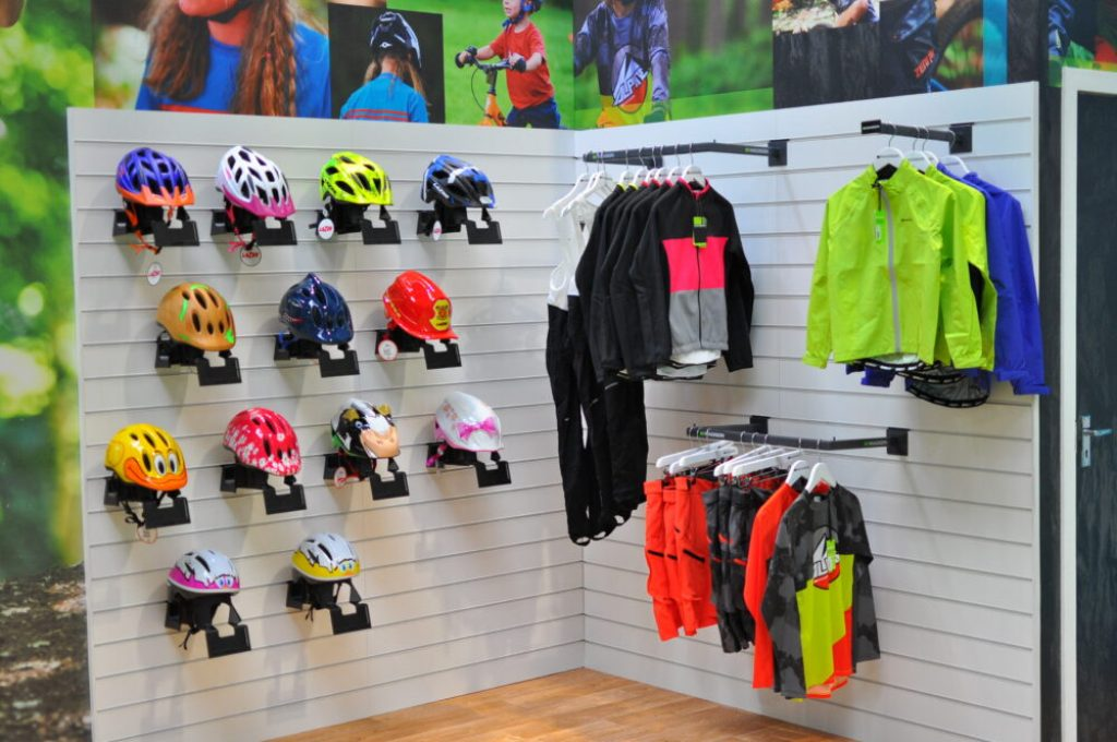 Cycle Show 2017 - Madison clothing range for kids