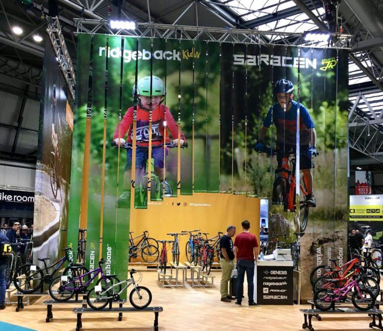 Cycle Show 2017 - Ridgeback Stand