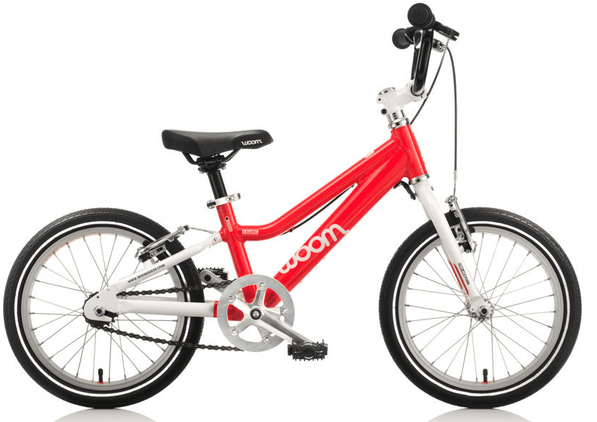 "WOOM BIKES - The Woom 3 16"" kids bike from Austria is now available in the UK"