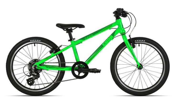 "Cuda CP20 lightweight 20"" wheel kids bike for kids aged 7 years - son and daughters will love this bike"