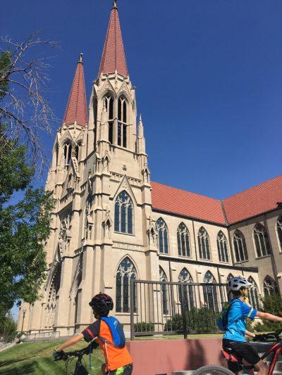 Helena Cathedral, Montana