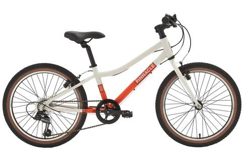 "Pinnacle Ash 20"" wheel cheap kids bike for ages 6 and 7 years - suitable for boys and girls wanting a budget bike"