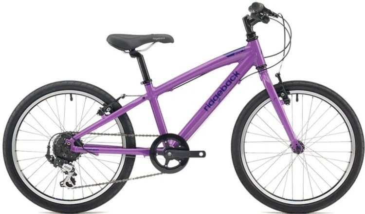 Ridgeback Dimension 2018 - a bike for a 7 year old girl