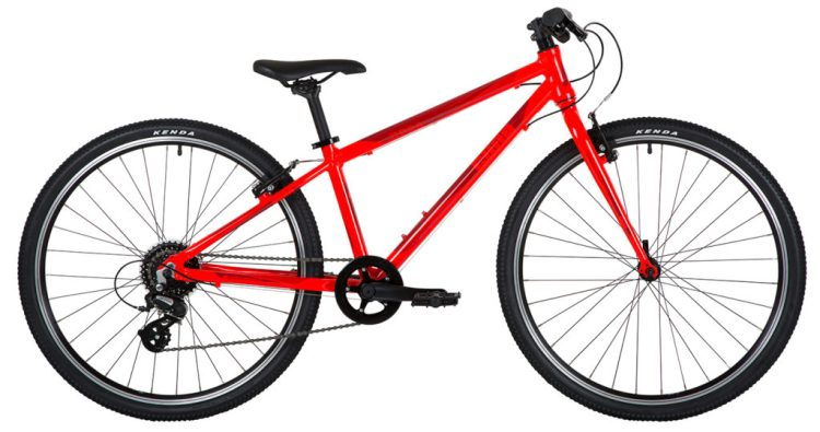"best kids 26"" wheel hybrid bikes - Cuda Performance CP26"