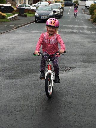 "Woom2 review of a 16"" wheel kids bike"