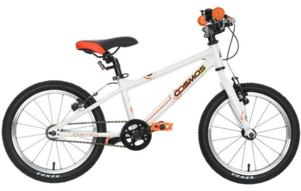 """Carrera Cosmos and Star 16"""" wheel kids bikes for 5 year olds"""