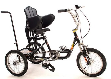 Special needs BMX