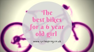 Best bikes for a 6 year old girl