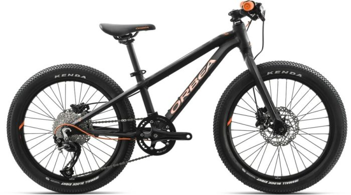 "Best kids 20"" wheel bikes for 6 year olds: Orbea Team Disc 20 inch wheel kids bike for 5 year old"